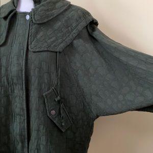 Mur Mur Jackets & Coats - Mur Mur Lightweight Soft Cotton Batwing Jacket NWT